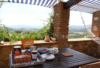 Ferienwohnung ALBA La casetta nel bosco (860769), Castiglione della Valle, Perugia, Umbrien, Italien, Bild 12
