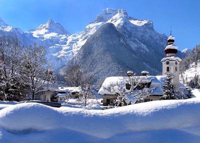 Maison de vacances Gemütliches Ferienhaus in traumhafter Lage (866360), Lofer, Pinzgau, Salzbourg, Autriche, image 12