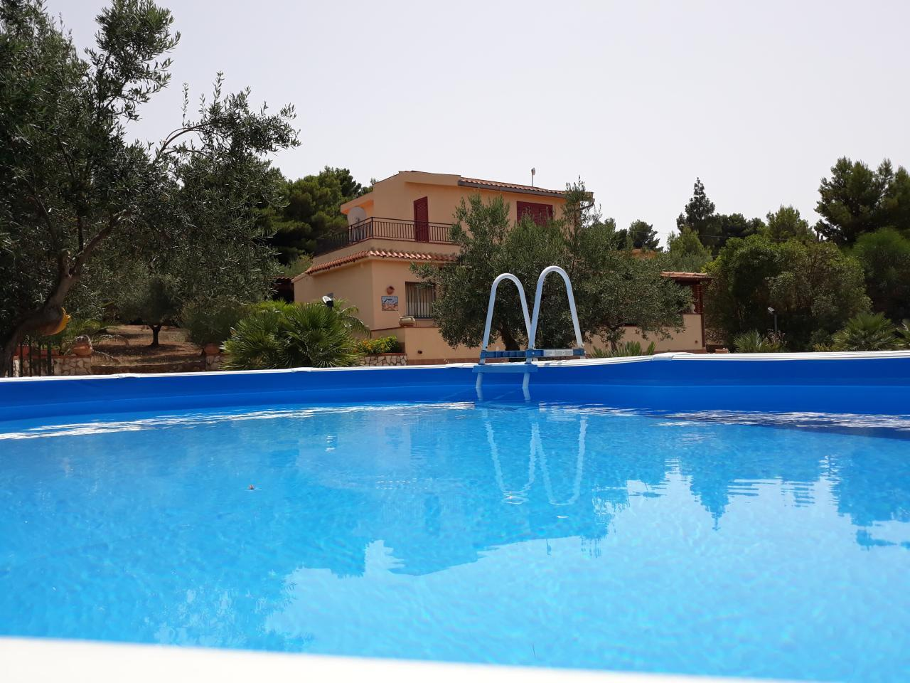 Maison de vacances Villa Antonella Ferienhaus mit Pool für 8 Personen (866914), Castellammare del Golfo, Trapani, Sicile, Italie, image 17