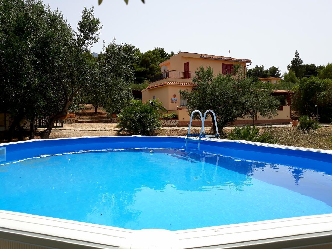 Maison de vacances Villa Antonella Ferienhaus mit Pool für 8 Personen (866914), Castellammare del Golfo, Trapani, Sicile, Italie, image 16
