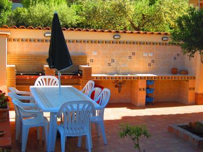 Maison de vacances Villa Antonella Ferienhaus mit Pool für 8 Personen (866914), Castellammare del Golfo, Trapani, Sicile, Italie, image 8