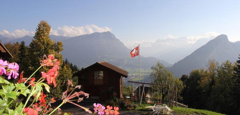 Ferienhaus Hüttli - Stöckli (873879), Seewen SZ, Schwyz, Zentralschweiz, Schweiz, Bild 1