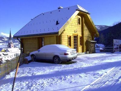Ferienhaus Skihütte Almhütte Bergblick 2 (874489), St. Margarethen im Lungau, Lungau, Salzburg, Österreich, Bild 2