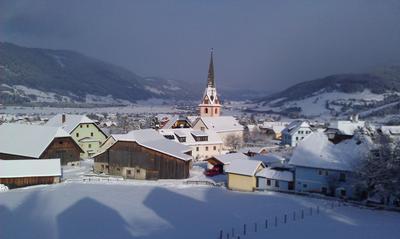 Ferienhaus Skihütte Almhütte Bergblick 3 (874490), St. Margarethen im Lungau, Lungau, Salzburg, Österreich, Bild 8
