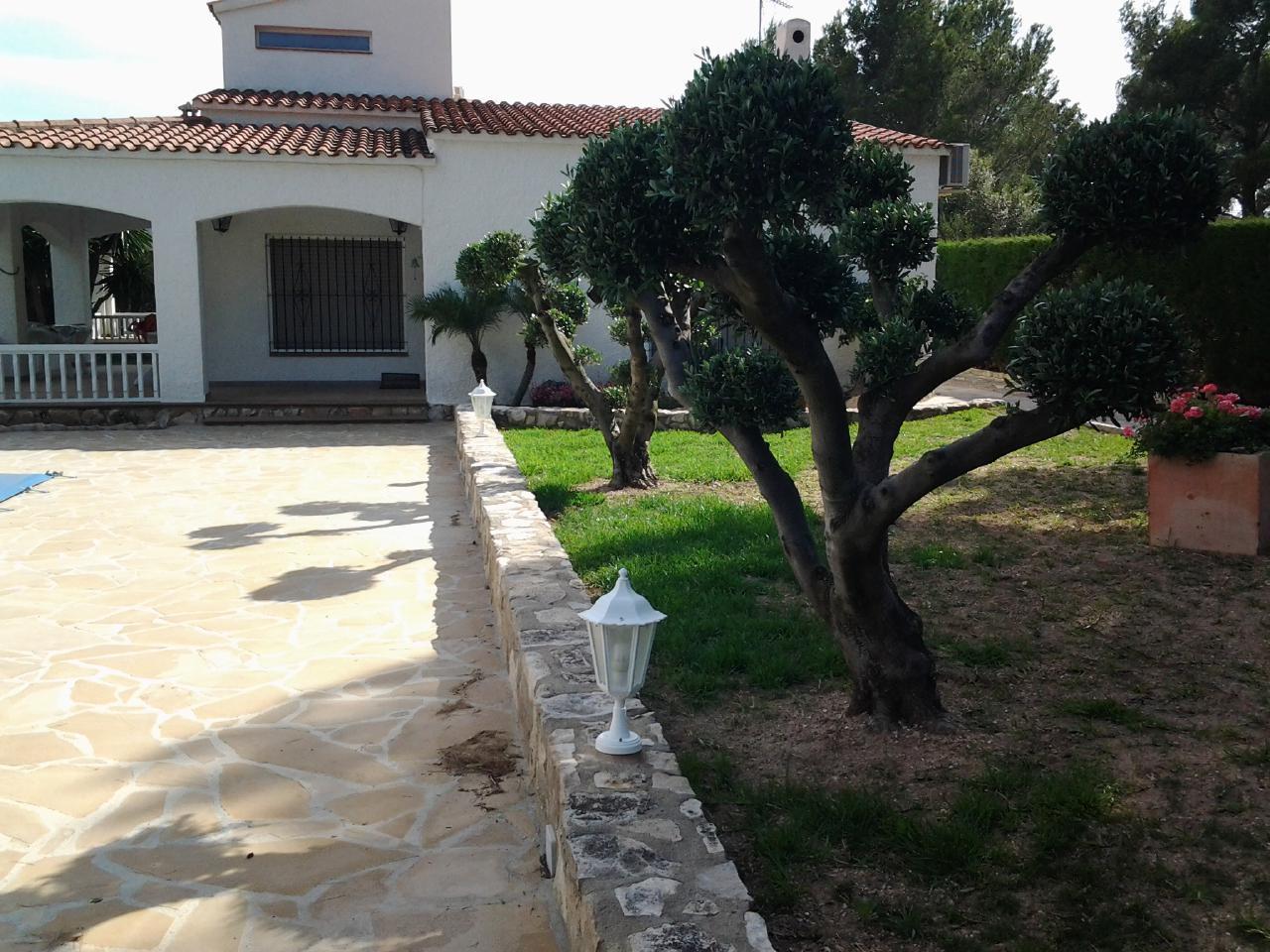 Ferienhaus Wunderschönes Ferienhaus, 800m vom Meer entfernt (877348), L'Ametlla de Mar, Costa Dorada, Katalonien, Spanien, Bild 18