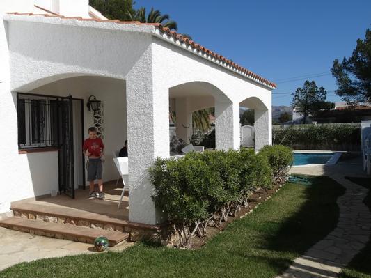 Ferienhaus Wunderschönes Ferienhaus, 800m vom Meer entfernt (877348), L'Ametlla de Mar, Costa Dorada, Katalonien, Spanien, Bild 3