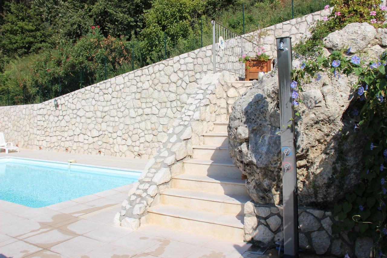 Ferienhaus ROCABEL (880816), Gattières, Alpes Maritimes, Provence - Alpen - Côte d'Azur, Frankreich, Bild 15
