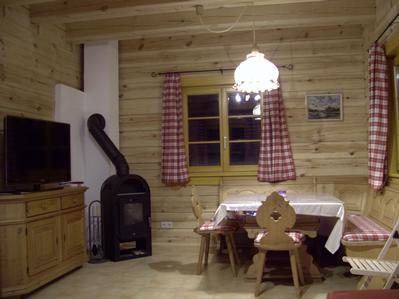 Ferienhaus Skihütte Almhütte Tschaneck (881001), St. Margarethen im Lungau, Lungau, Salzburg, Österreich, Bild 2