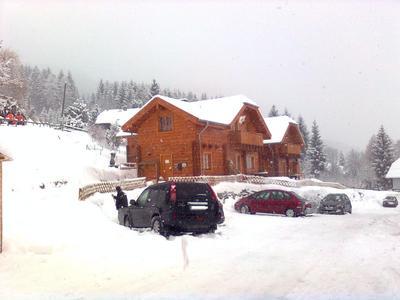 Ferienhaus Skihütte Almhütte Tschaneck (881002), St. Margarethen im Lungau, Lungau, Salzburg, Österreich, Bild 2