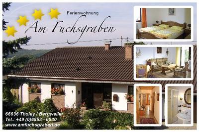Ferienwohnung ****Ferienwohnung Am Fuchsgraben (882957), Tholey, St. Wendel, Saarland, Deutschland, Bild 5