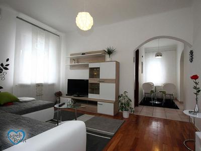 Ferienwohnung Zwei-Zimmer-Wohnung mit eigenem Parkplatz (922123), Zagreb, Zagreb, Mittelkroatien, Kroatien, Bild 3