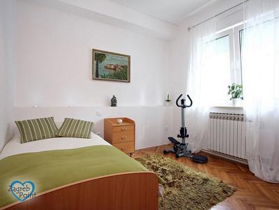 Ferienwohnung Zwei-Zimmer-Wohnung mit eigenem Parkplatz (922123), Zagreb, Zagreb, Mittelkroatien, Kroatien, Bild 15