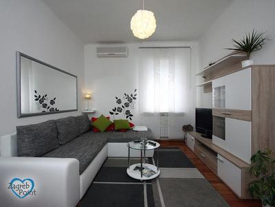 Ferienwohnung Zwei-Zimmer-Wohnung mit eigenem Parkplatz (922123), Zagreb, Zagreb, Mittelkroatien, Kroatien, Bild 2