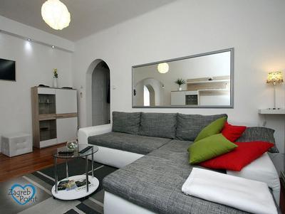 Ferienwohnung Zwei-Zimmer-Wohnung mit eigenem Parkplatz (922123), Zagreb, Zagreb, Mittelkroatien, Kroatien, Bild 5