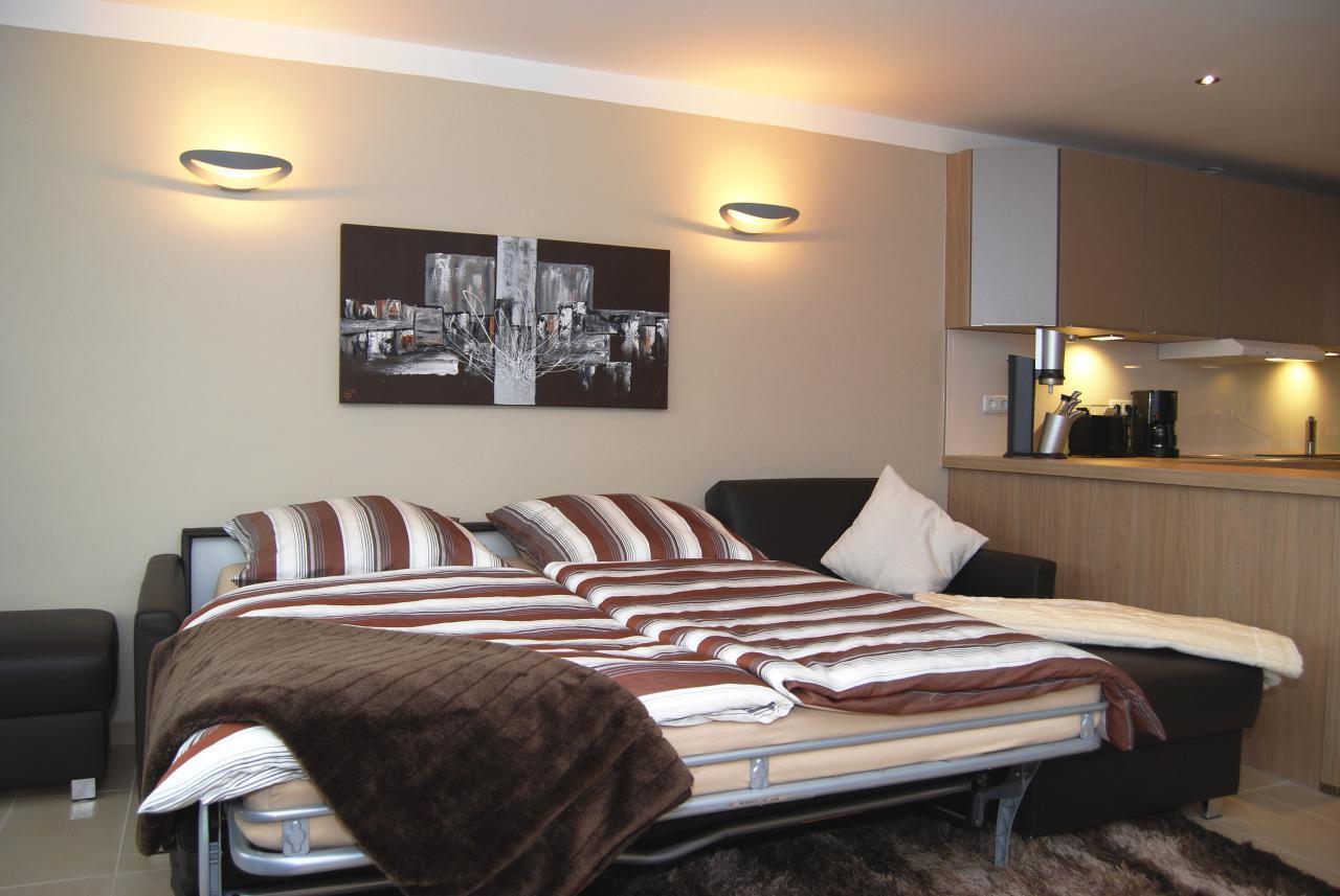 Appartement de vacances Luxus Appartement:  Am Geigenbühel-II *****, Kamin, Sauna, Loggia, gigantischer Ausblick (924202), Seefeld in Tirol, Seefeld, Tyrol, Autriche, image 5