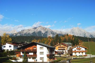 Appartement de vacances Luxus Appartement:  Am Geigenbühel-II *****, Kamin, Sauna, Loggia, gigantischer Ausblick (924202), Seefeld in Tirol, Seefeld, Tyrol, Autriche, image 15
