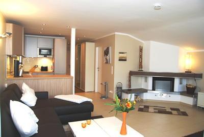 Appartement de vacances Luxus Appartement:  Am Geigenbühel-II *****, Kamin, Sauna, Loggia, gigantischer Ausblick (924202), Seefeld in Tirol, Seefeld, Tyrol, Autriche, image 4