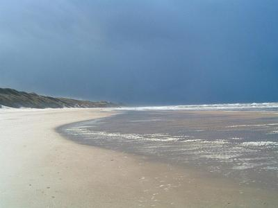 Für lange Spaziergängen bei Egmond aan Zee.