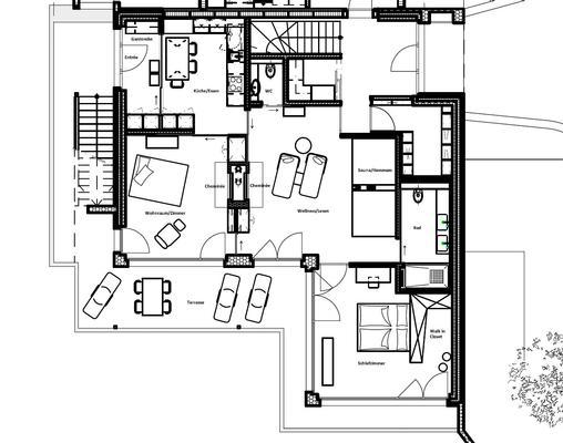 Appartement de vacances Chalet Park - Ferienwohnung mit Hammam und Sauna (934031), Diemtigen, Diemtigtal, Oberland bernois, Suisse, image 6