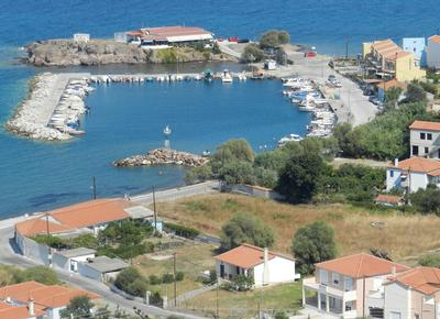 Holiday apartment Skala Nea Kydonia (934140), Pyrgi Thermis, Lesbos, Aegean Islands, Greece, picture 1