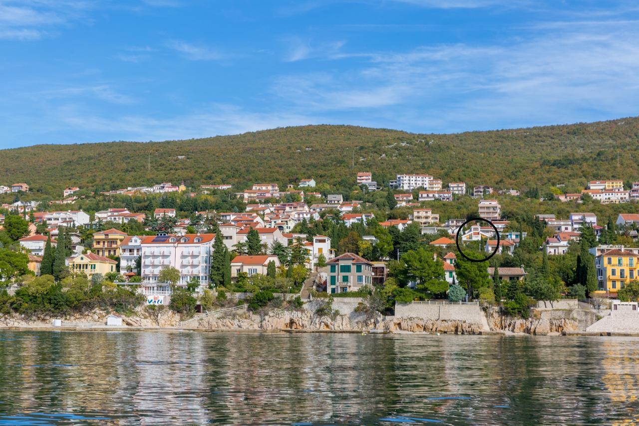 Ferienwohnung PERICIC PLAVI (934471), Crikvenica, , Kvarner, Kroatien, Bild 19