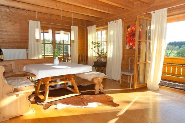 ferienhaus hergensweiler mit terrasse oder balkon f r bis zu 2 personen mieten. Black Bedroom Furniture Sets. Home Design Ideas