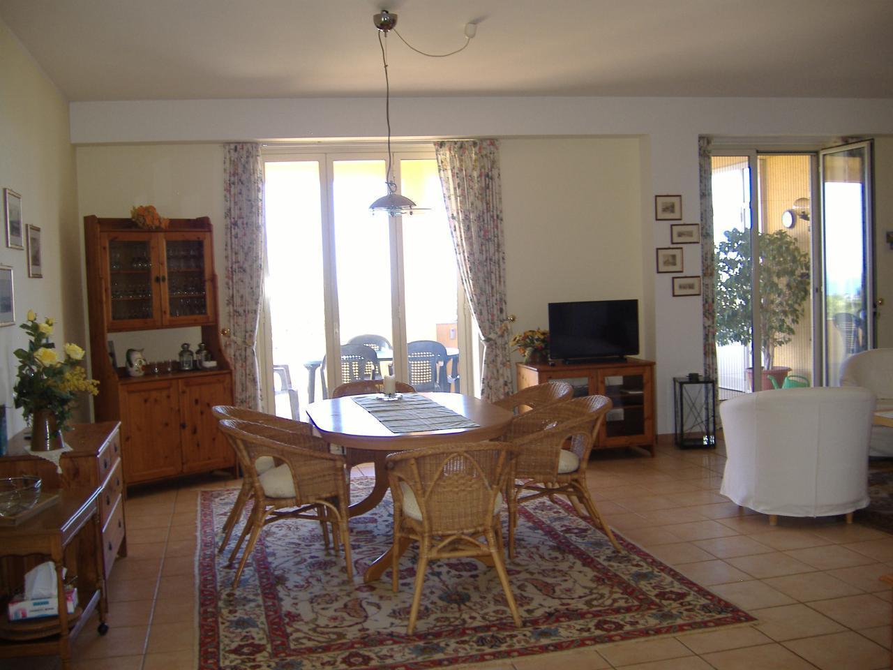 Appartement de vacances Casa Amalia - Ferienwohnung mit Meerblick -  große Terrasse, großer Garten, kostenloses WL (94824), Sampieri, Ragusa, Sicile, Italie, image 3