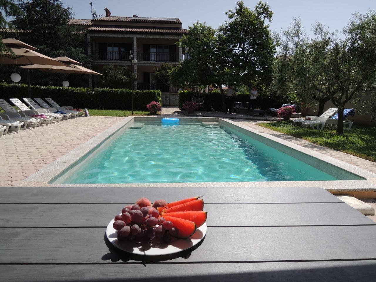 Ferienhaus Residence LORENA *** Bungalow mit Pool in Porec (94826), Poreč, , Istrien, Kroatien, Bild 7