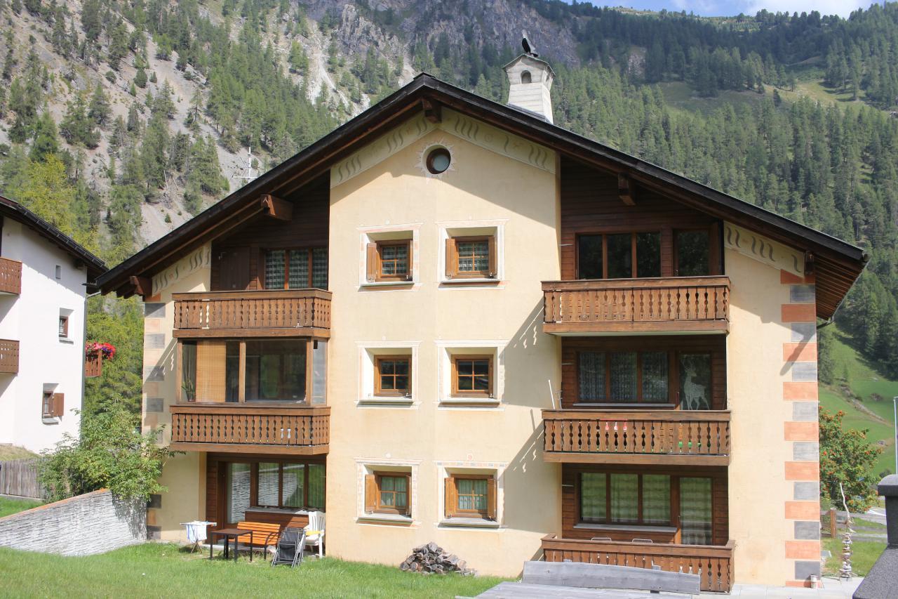 Ferienwohnung Schöne Ferienwohnung in Traumlage (953833), Tschierv, Val Müstair, Graubünden, Schweiz, Bild 9