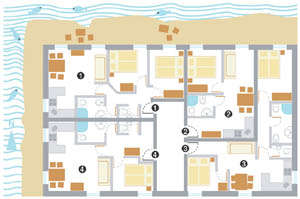 Appartement de vacances FEWO 4 in ROVINJ direkt am Meer (96164), Rovinj, , Istrie, Croatie, image 10