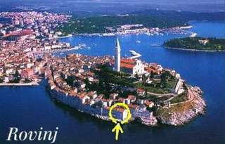 Ferienwohnung FEWO-5 in ROVINJ direkt am Meer (96165), Rovinj, , Istrien, Kroatien, Bild 1