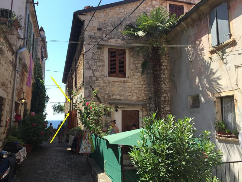 Appartement de vacances FEWO-7 in ROVINJ direkt am Meer (96167), Rovinj, , Istrie, Croatie, image 10