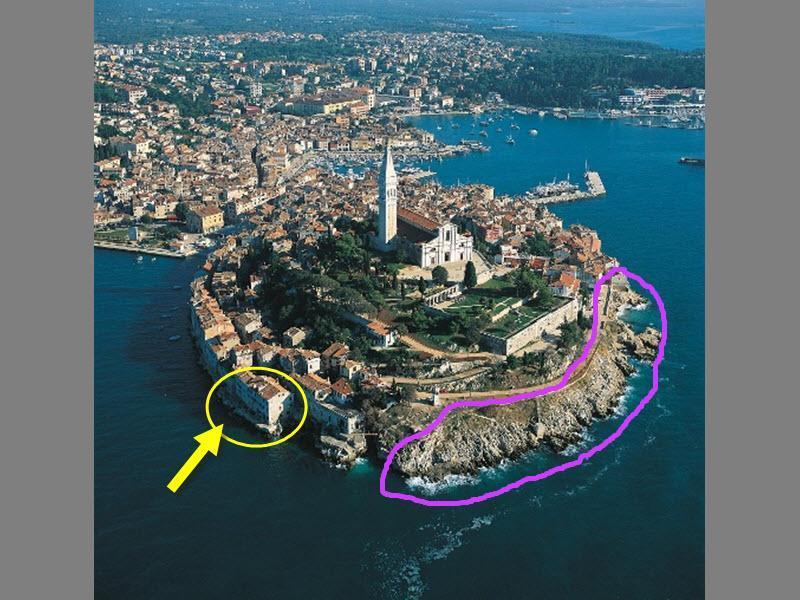 Ferienwohnung FEWO 8 in ROVINJ direkt am Meer (96168), Rovinj, , Istrien, Kroatien, Bild 2
