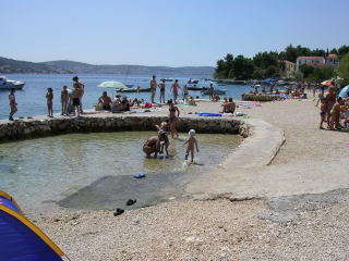 Ferienwohnung 2 im 1.OG (97461), Rogoznica, , Dalmatien, Kroatien, Bild 11