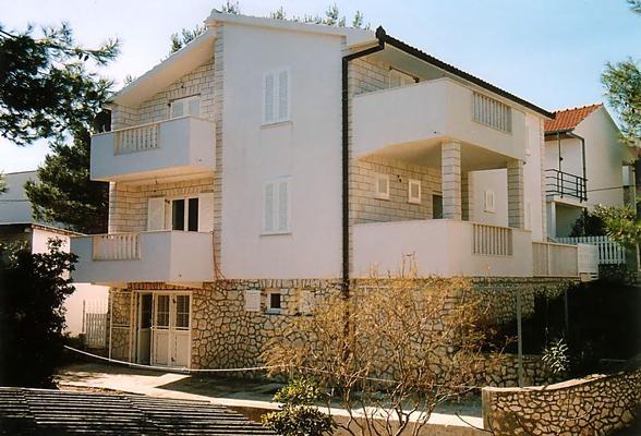 Ferienwohnung 3 im EG (97462), Rogoznica, , Dalmatien, Kroatien, Bild 1