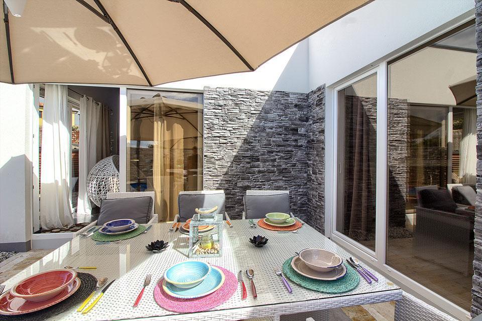 Ferienhaus Luxus Villa Darte mit beheiztem Pool (971395), Kanfanar, , Istrien, Kroatien, Bild 10