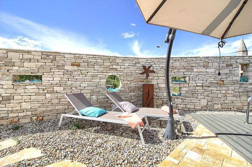 Ferienhaus Luxus Villa Darte mit beheiztem Pool (971395), Kanfanar, , Istrien, Kroatien, Bild 7