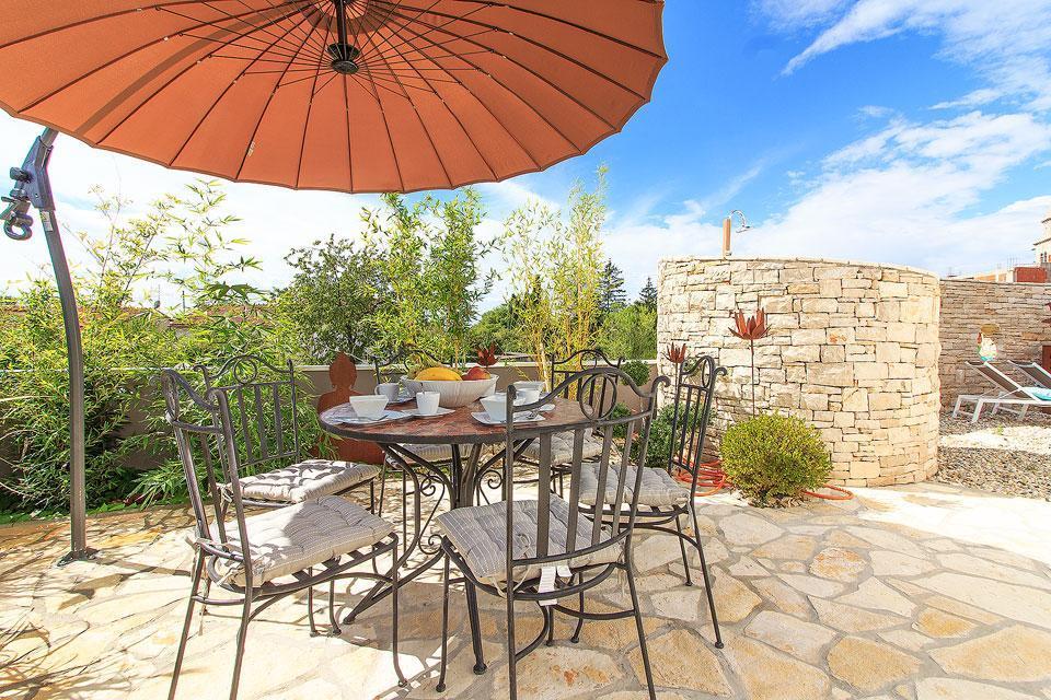 Ferienhaus Luxus Villa Darte mit beheiztem Pool (971395), Kanfanar, , Istrien, Kroatien, Bild 19