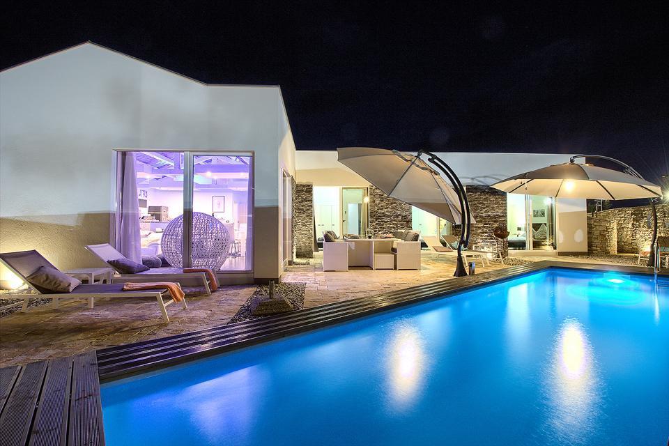 Ferienhaus Luxus Villa Darte mit beheiztem Pool (971395), Kanfanar, , Istrien, Kroatien, Bild 1