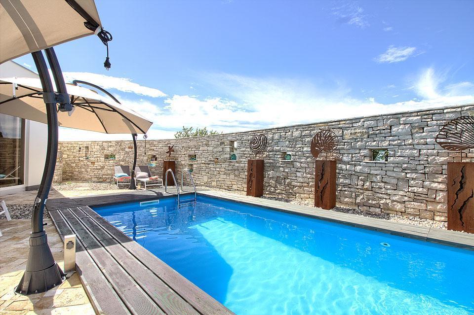 Ferienhaus Luxus Villa Darte mit beheiztem Pool (971395), Kanfanar, , Istrien, Kroatien, Bild 5