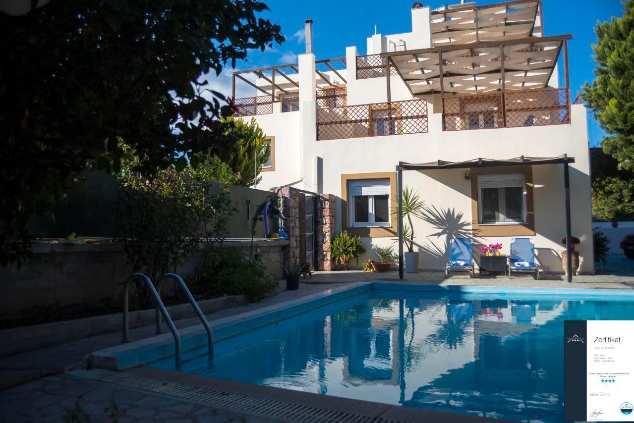 Maison de vacances Takis  Villa mit Pool 4 - 9 Personen (978733), Faliraki, Rhodes, Dodécanèse, Grèce, image 2