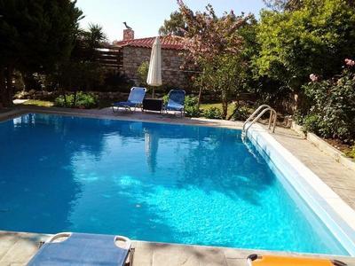Maison de vacances Takis  Villa mit Pool 4 - 9 Personen (978733), Faliraki, Rhodes, Dodécanèse, Grèce, image 5