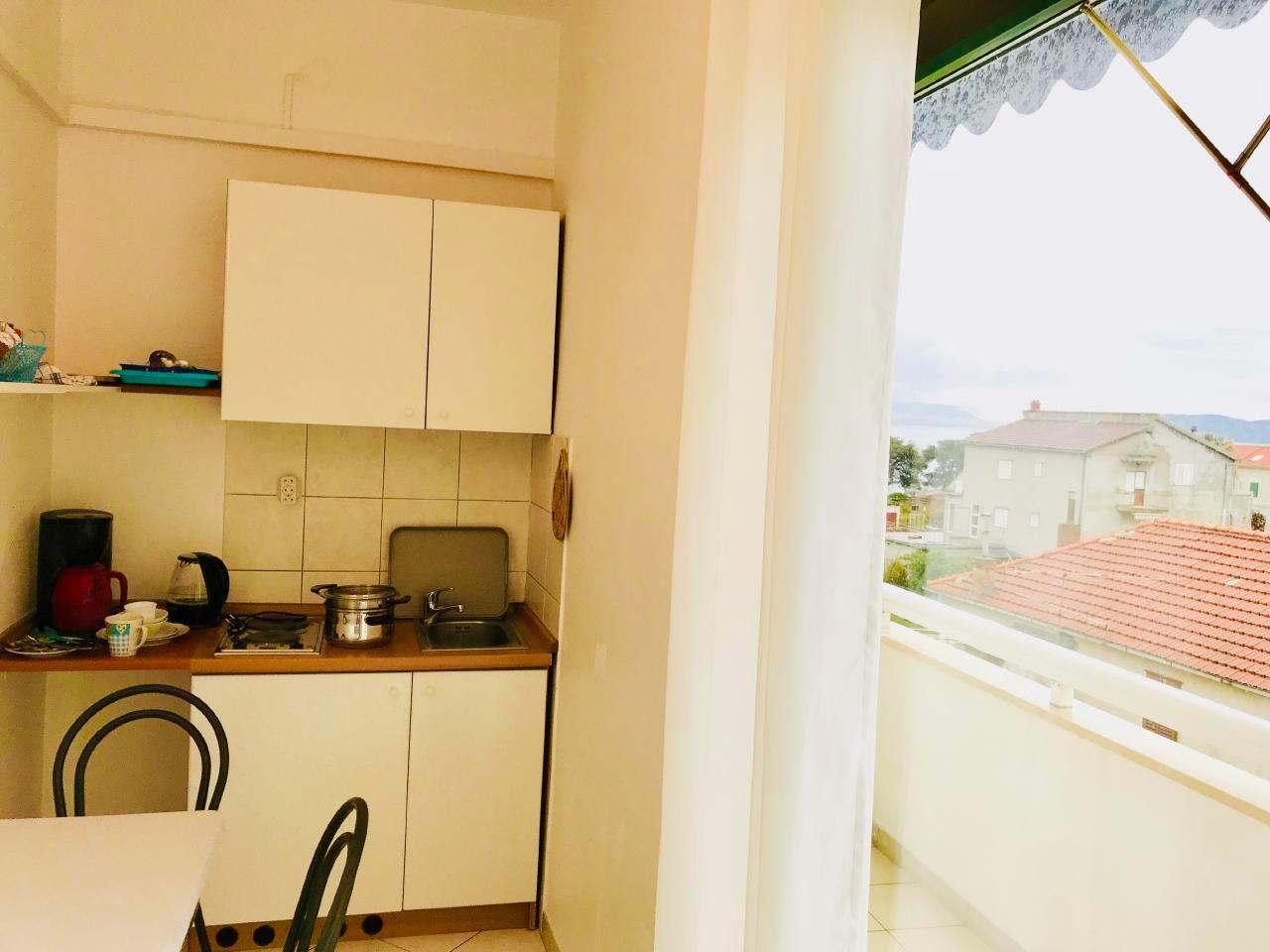 Ferienwohnung Apartmenthaus Ruza 7 - Studio (98388), Kaštel Štafilić, , Dalmatien, Kroatien, Bild 48
