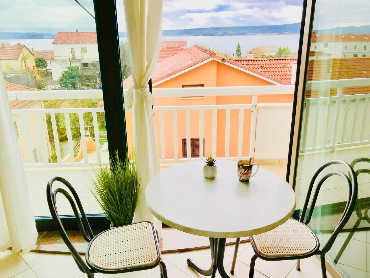 Ferienwohnung Apartmenthaus Ruza 7 - Studio (98388), Kaštel Štafilić, , Dalmatien, Kroatien, Bild 46