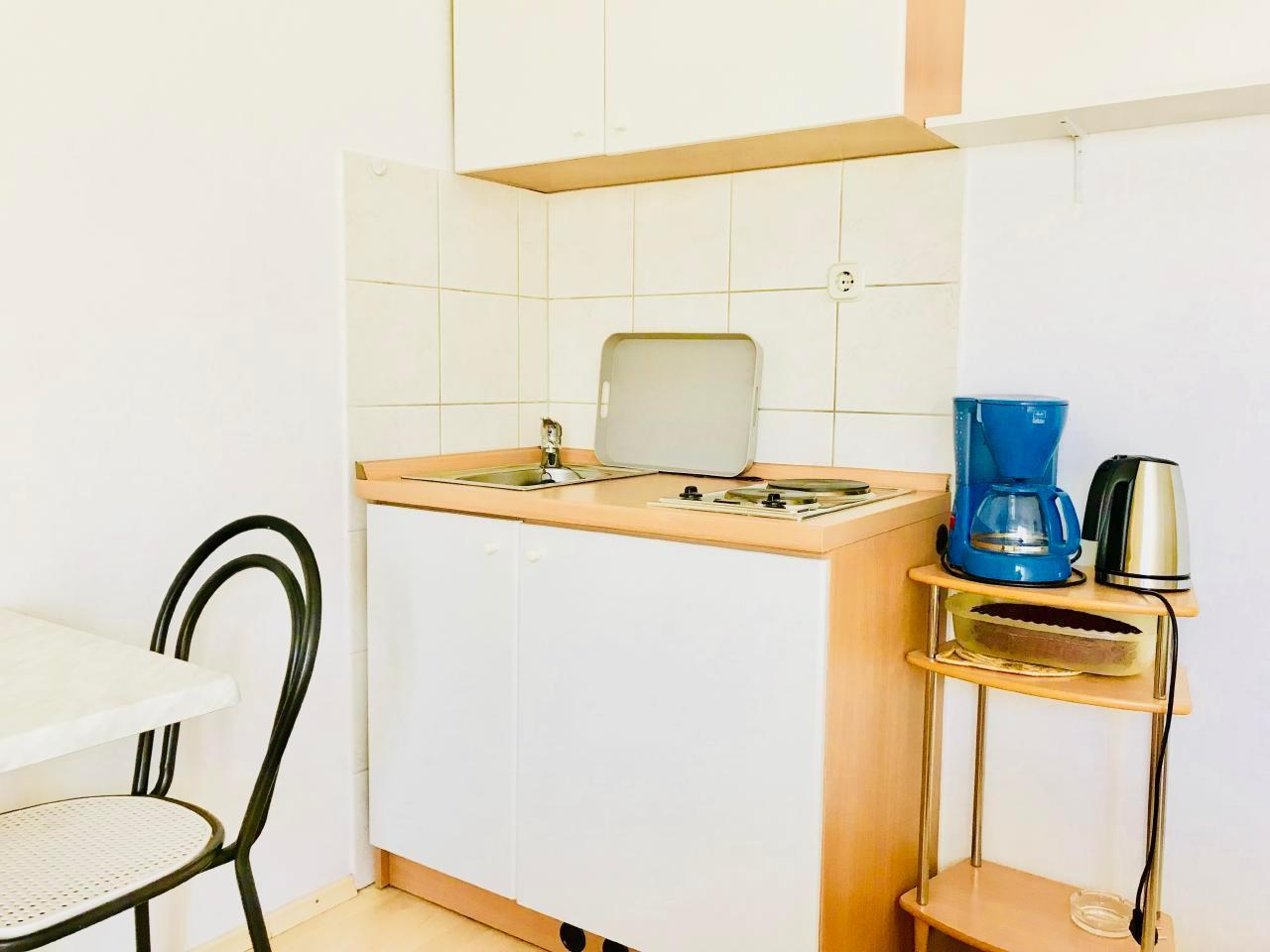 Ferienwohnung Apartmenthaus Ruza 3 - Studio (98391), Kaštel Štafilić, , Dalmatien, Kroatien, Bild 3