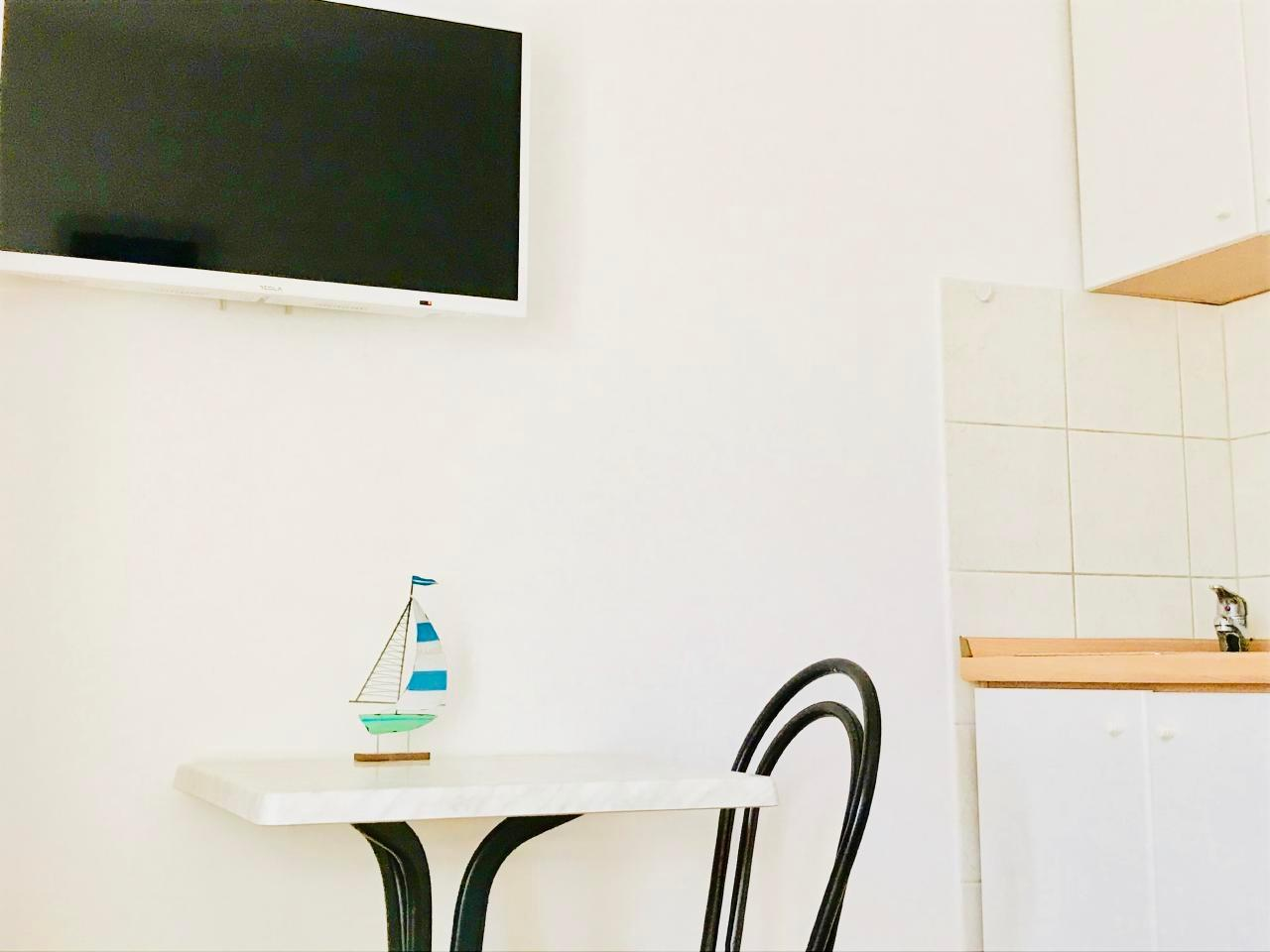 Ferienwohnung Apartmenthaus Ruza 3 - Studio (98391), Kaštel Štafilić, , Dalmatien, Kroatien, Bild 8
