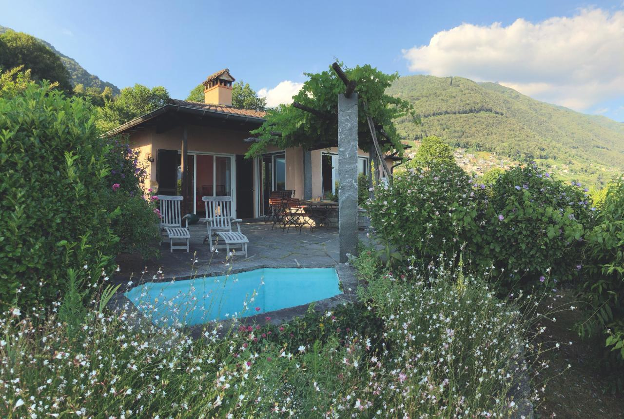 Holiday house Casa Nespole, Familiennest mit Seesicht (983422), Minusio, Lake Maggiore (CH), Ticino, Switzerland, picture 16