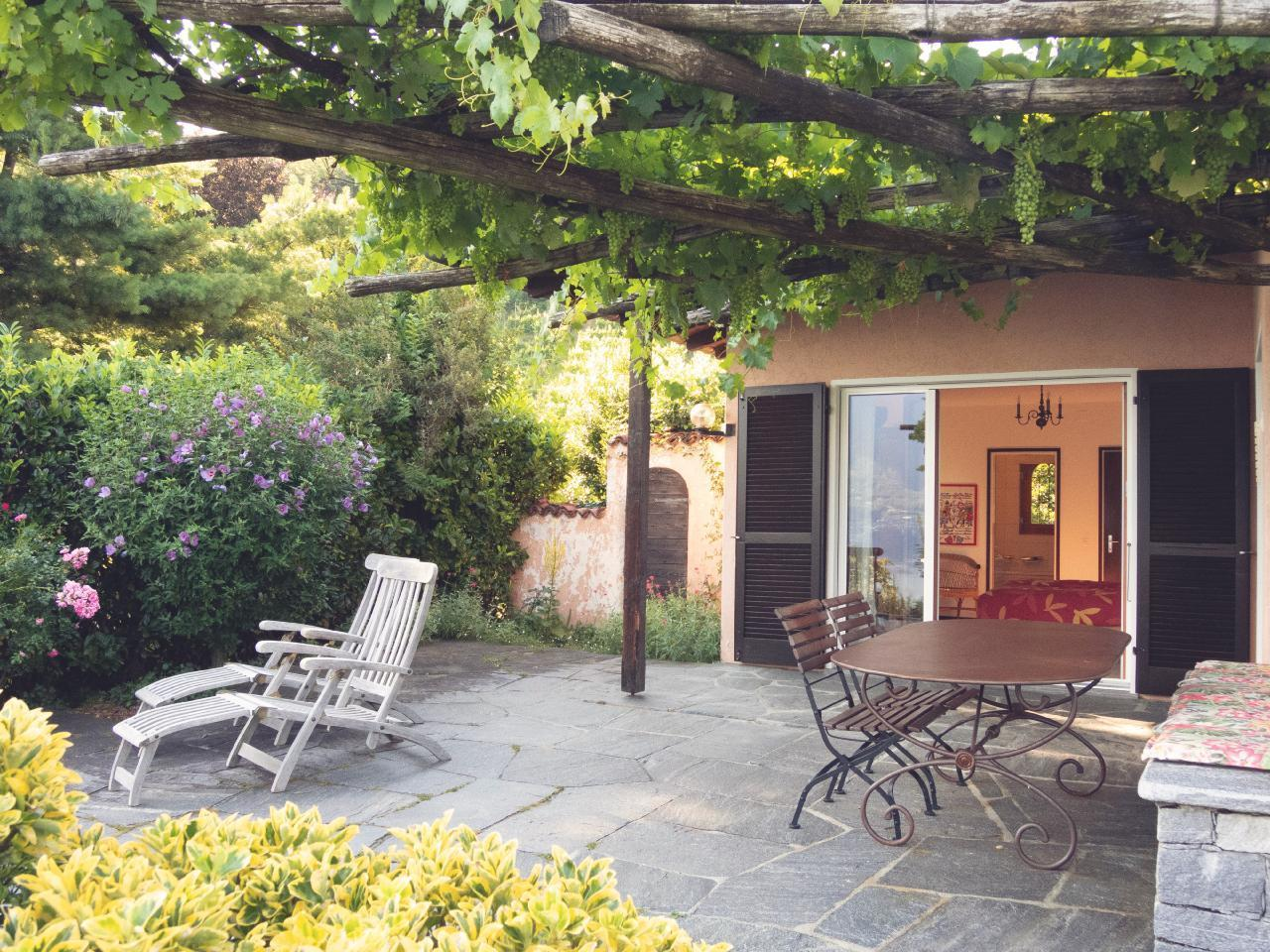 Holiday house Casa Nespole, Familiennest mit Seesicht (983422), Minusio, Lake Maggiore (CH), Ticino, Switzerland, picture 12