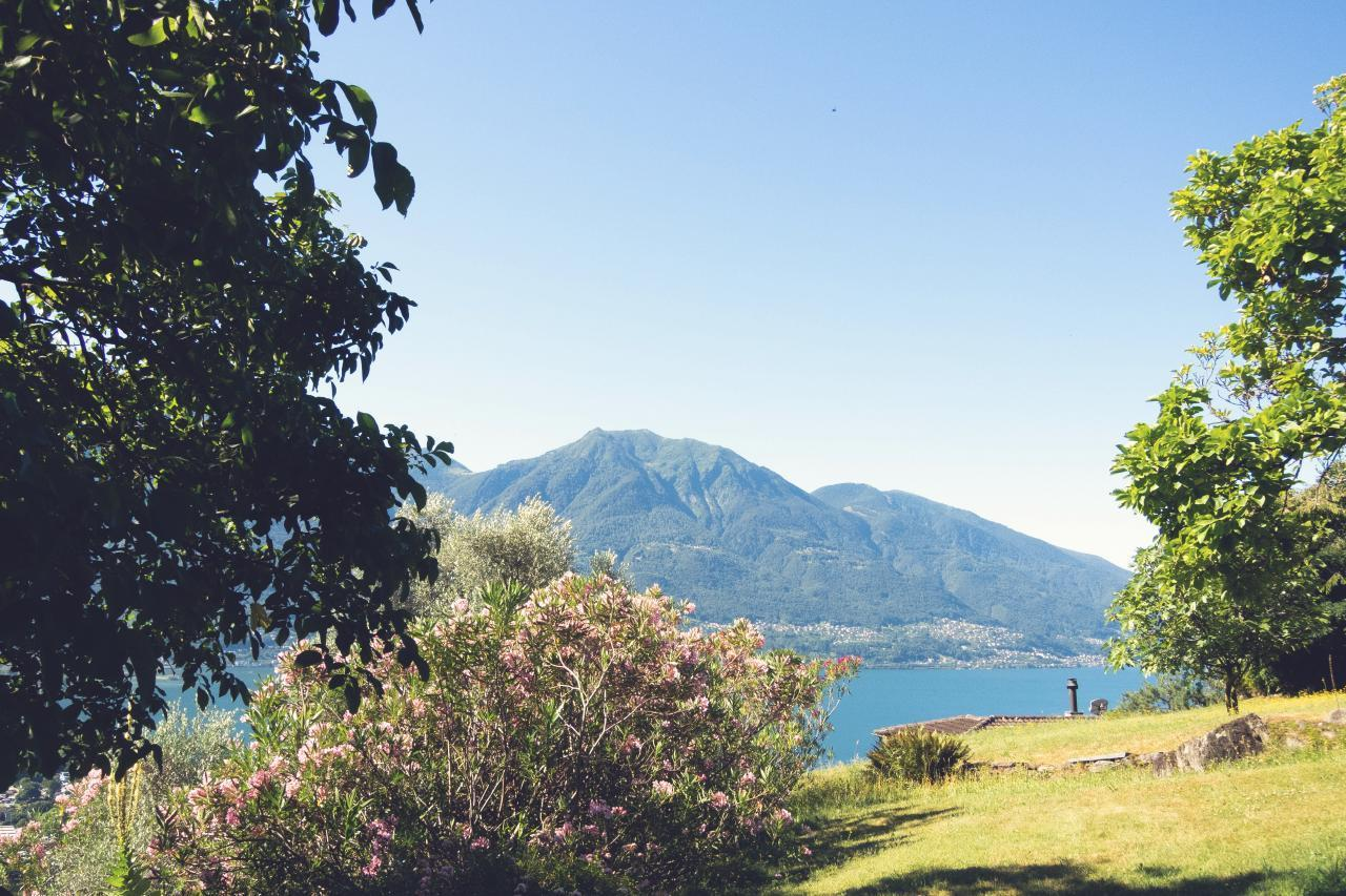 Holiday house Casa Nespole, Familiennest mit Seesicht (983422), Minusio, Lake Maggiore (CH), Ticino, Switzerland, picture 11