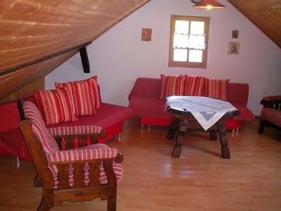 Ferienwohnung Haus Hilde Wohnung 2 (993407), Presseck, Frankenwald, Bayern, Deutschland, Bild 8